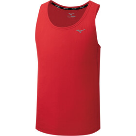 Mizuno DryAeroFlow Tanktop Heren, high risk red
